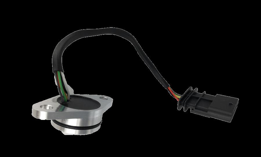 Inductive end-of-shaft position sensor for e-motor - EFI AUTOMOTIVE